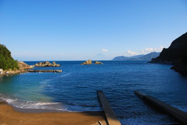soku_02865.jpg :: 自然 風景 海 山