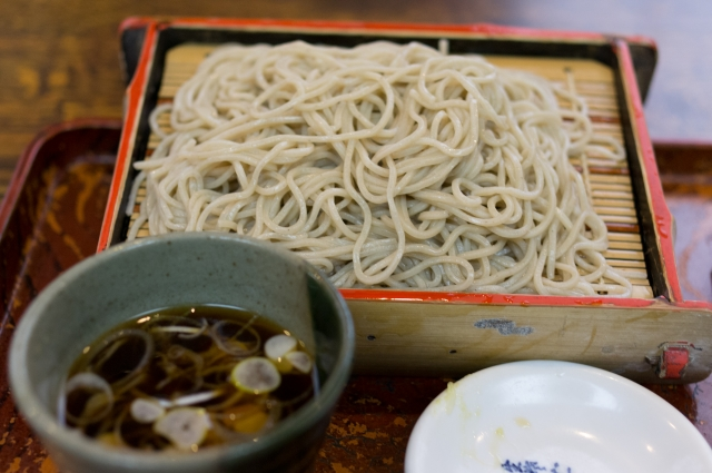soku_10144.jpg :: 食べ物 麺類 蕎麦 そば ざるそば もり
