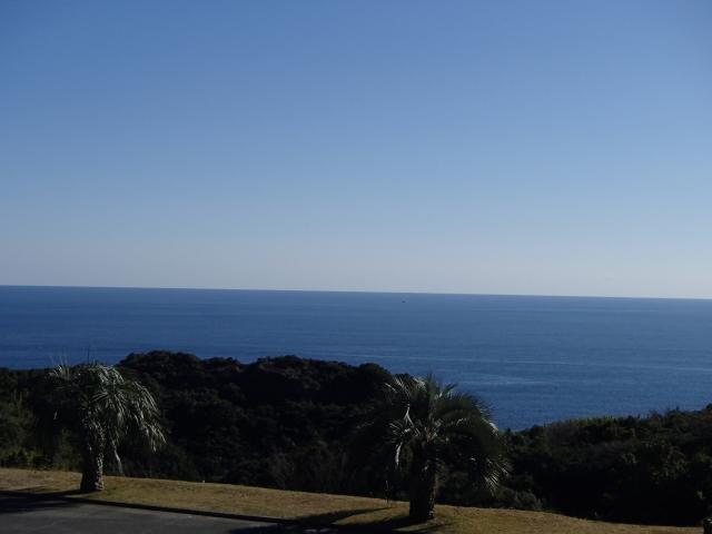 soku_34782.jpg :: 風景 自然 海 青空 日向岬グリーンパーク