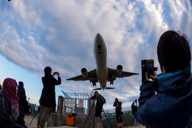 soku_34801.jpg :: 乗り物 交通 航空機 飛行機 旅客機