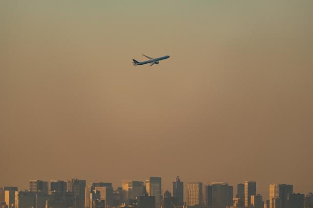 soku_34836.jpg :: 乗り物 交通 航空機 飛行機 旅客機