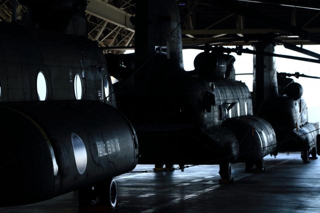soku_34887.jpg :: CH-47J 木更津 輸送ヘリコプター