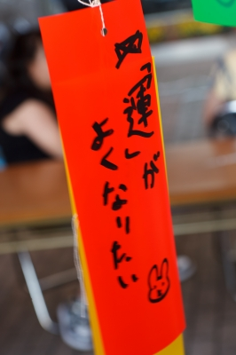 soku_01046.jpg :: 短冊 七夕