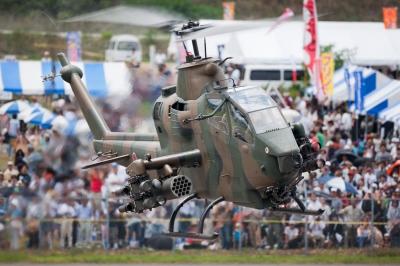 soku_01810.jpg :: 乗り物 ヘリコプター AH-1 コブラ 陸上自衛隊