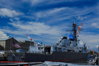 soku_01922.jpg :: 横須賀 NAVY USS LASSEN DDG.82