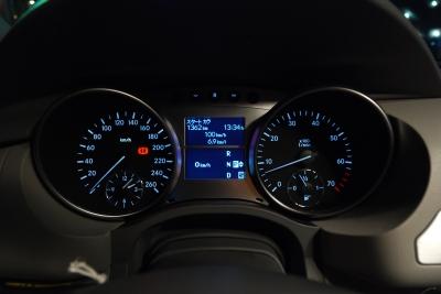 soku_02282.jpg :: 乗り物 自動車 車 メーター 画像素子 要ピクセルマッピング