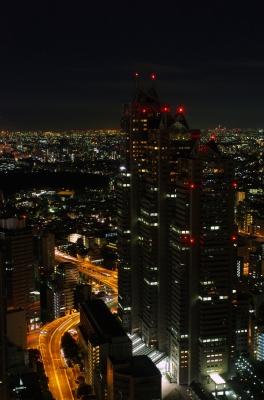 soku_03325.jpg :: 建築 建造物 高層ビル 夜景