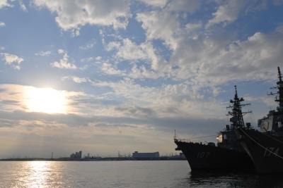soku_03604.jpg :: 平成23年度 海上自衛隊 呉地方隊展示訓練