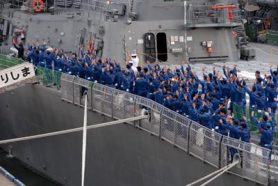 soku_03662.jpg :: 平成23年度 海上自衛隊 呉地方隊展示訓練