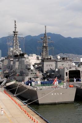 soku_03731.jpg :: 平成23年度 海上自衛隊 呉地方隊展示訓練