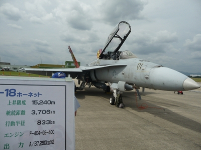 soku_03845.jpg :: 福岡県 築城基地航空祭 F/A.18 ホーネット TZ.5