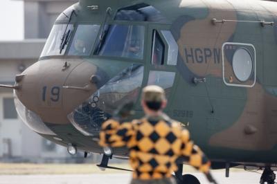 soku_03935.jpg :: 陸上自衛隊 ヘリコプター チヌーク CH-47J