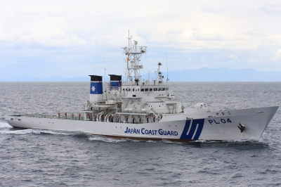 soku_03954.jpg :: 第九管区海上保安本部巡視船体験航海「がんばろう日本!!」 PL04 巡視船やひこ by Niigata
