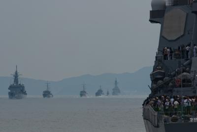 soku_04655.jpg :: 海上自衛隊 単純陣列