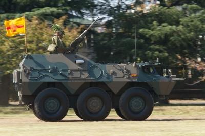 soku_05311.jpg :: 陸上自衛隊 82式指揮通信車