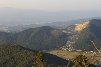 soku_05323.jpg :: KissX3 山 風景 石巻山 嵩山鉱山