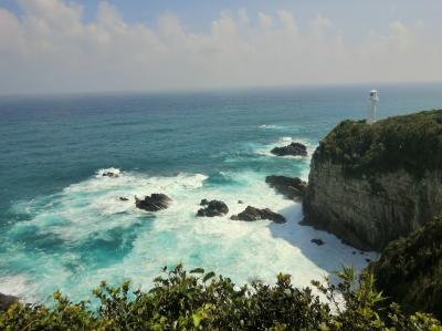 soku_05337.jpg :: 風景 自然 海 海岸 水 波 建築 建造物 灯台