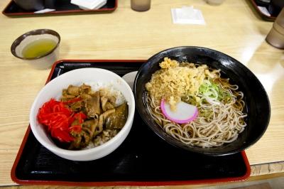 soku_05524.jpg :: 食べ物 麺類 そば 定食