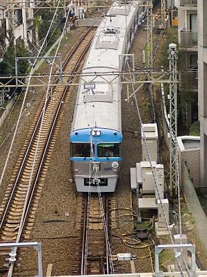 soku_05640.jpg :: 乗り物 交通 鉄道 電車 井の頭線 3000系 ①