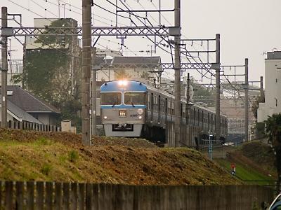 soku_05642.jpg :: 乗り物 交通 鉄道 電車 井の頭線 3000系 ③