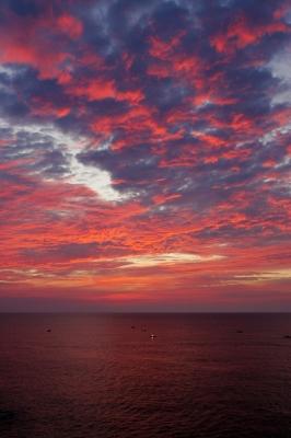 soku_06403.jpg :: 風景 自然 空 雲 マジックアワー