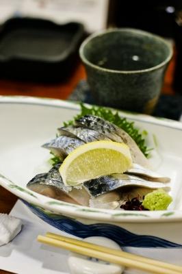 soku_06685.jpg :: 食べ物 和食 刺身 鯖