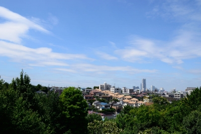 soku_06819.jpg :: D3100 18.200VR 建築 建造物 街並み 郊外の風景