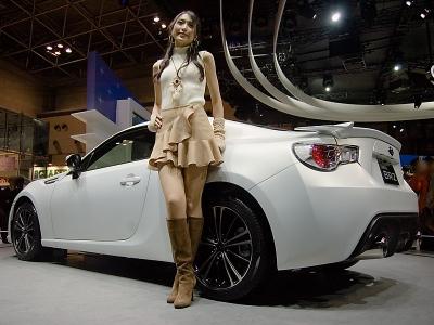 soku_06902.jpg :: 東京モーターショー2011 ③ スバル BRZ