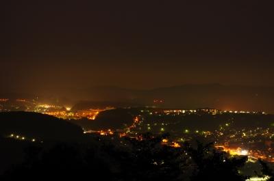 soku_06990.jpg :: 郊外の風景 街並み 夜景