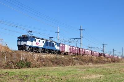 soku_07150.jpg :: 乗り物 交通 鉄道 電車 貨物列車