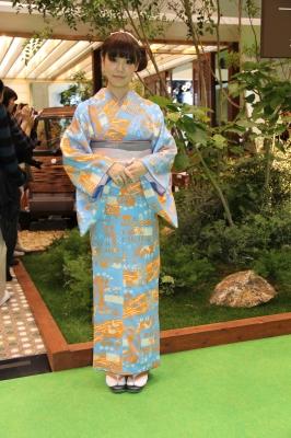 soku_07356.jpg :: 東京モーターショー 女の子 着物 コンパニオン 人物 女性