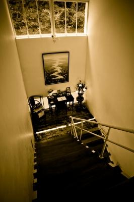 soku_07523.jpg :: 部屋 空間 階段 高い天井