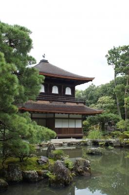 soku_08254.jpg :: 建築 建造物 寺 銀閣寺