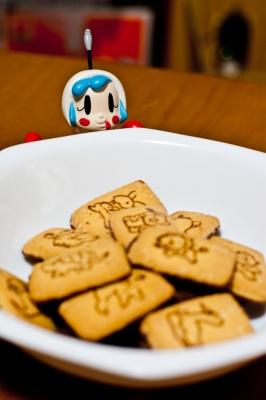 soku_08528.jpg :: 食べ物 お菓子 デザート スイーツ クッキー ビスケット