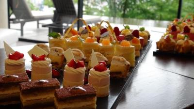 soku_08608.jpg :: 食べ物 お菓子 デザート スイーツ ケーキ