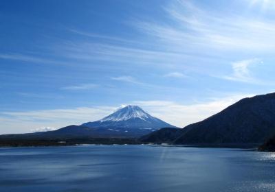 soku_09241.jpg :: 本栖湖 風景 自然 山 富士山