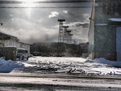 soku_09477.jpg :: 風景 自然 雪景色 降雪