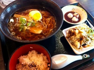 soku_09580.jpg :: 食べ物 麺類 ラーメン 定食
