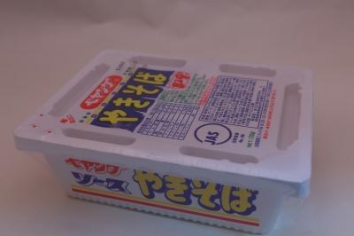 soku_09715.jpg :: ペヤング 食べ物 麺類 焼きそば
