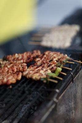 soku_09727.jpg :: 焼き鳥 食べ物 和食 焼き物 串