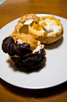 soku_09733.jpg :: 食べ物 お菓子 デザート スイーツ ドーナツ