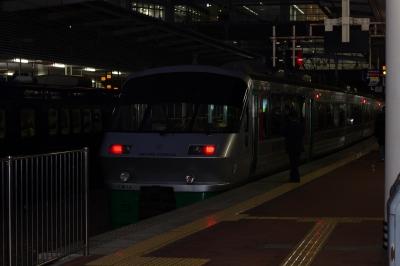 soku_09894.jpg :: JR九州 乗り物 交通 鉄道 電車 風景 街並み 駅
