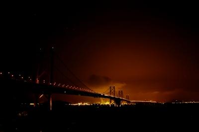 soku_09917.jpg :: 風景 街並み ランドマーク 橋 夜景