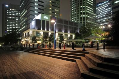 soku_09921.jpg :: 風景 街並み 都市の風景 ビル 夜景