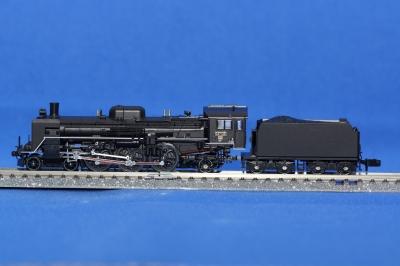 soku_10128.jpg :: クラフト 模型 乗り物 交通 鉄道 蒸気機関車 鉄道模型