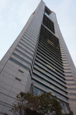 soku_10133.jpg :: 建築 建造物 高層ビル 横浜 ランドマークタワー
