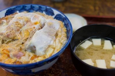 soku_10145.jpg :: 食べ物 和食 丼 親子丼
