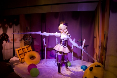soku_10146.jpg :: アート 工芸品 クラフト 人形 フィギュア 1/1 下から撮影禁止