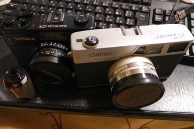 soku_10255.jpg :: カメラ機材 カメラ Canon YASHICA