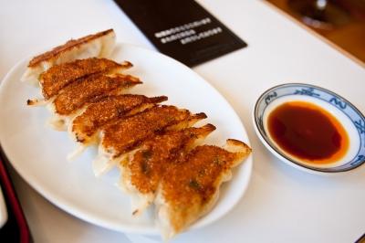 soku_10295.jpg :: 食べ物 中華料理 焼き餃子